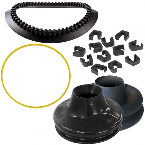 Quick Neck Orust Nekseal Set (Latex Seal)