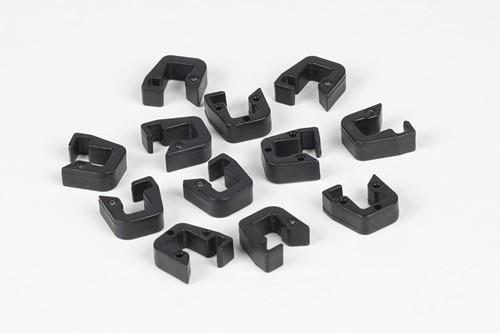 Scubapro Orust Neck Ring Clips 12 Pcs