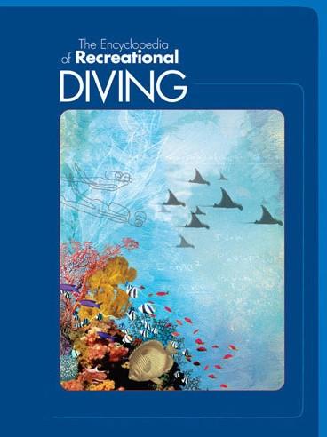 PADI Book - Encyclopaedia of Recreational Diving (Portuguese)