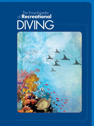 PADI Book - Encyclopaedia of Recreational Diving (Swedish)