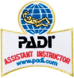 PADI Emblem - Assistant Instructor