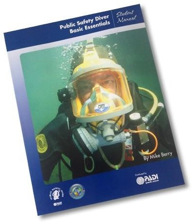 PADI Manual - Public Safety Diver