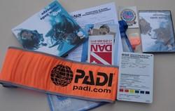 PADI Crewpak - AOW, Ultimate