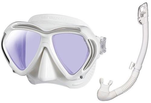 Tusa Paragon & SP0101 snorkelling set