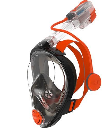 Ocean Reef Aria QR+ snorkelmasker met Snorkie-Talkie