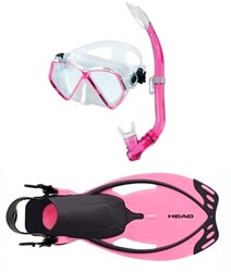 Mares Pirate Allegra Kindersnorkelset