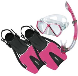 Mares Pirate Coral Kindersnorkelset