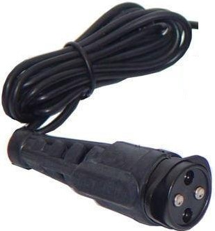 Metalsub Power Cord Incl. Connector  (105cm)