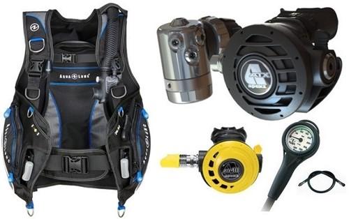 Aqualung Set Pro HD ATX40