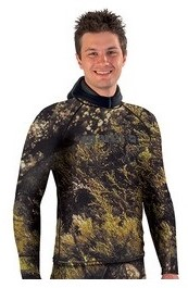 Mares Top Rashguard Illusion S6