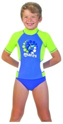 Mares Rashguard Kid Short Sleeve