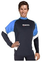 Mares Rashguard Long Sleeve Man