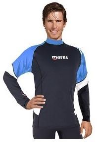 Mares Rash Guard Trilastic L/S Man Xs