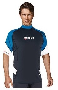 Mares Rash Guard Trilastic S/S Man S
