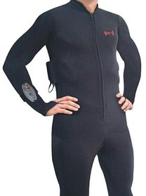 Thermalution Red Grade ULTRA Thermalution DOUBLE Heating Suit L