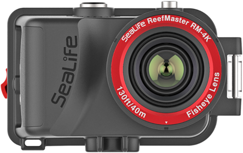 Sealife Reefmaster RM-4K camera