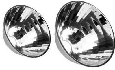 Metalsub Aluminium Reflector 70mm Spot