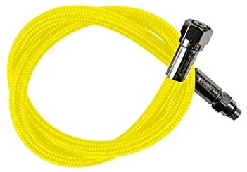 Automatenslang flex 3/8 geel 56 cm