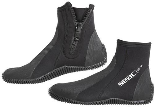 Seac Regular Boots With Zip 5Mm Xxl