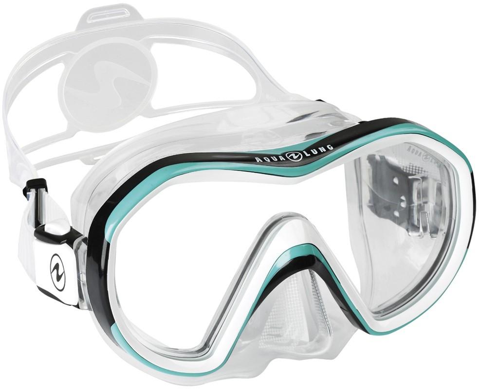 e39d3e50335355 Aqualung Reveal X1 duikbril bij SubLub