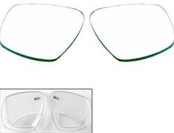 Aqualung Reveal X2 Mask Lees glazen rechts