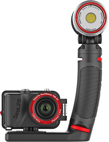 Sealife Reefmaster RM-4K Onderwatercamera Pro 2000 Set