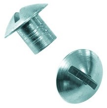 Mares Rounded Dead Bolt Screw (4 Pcs) -Xr Line 6Mm