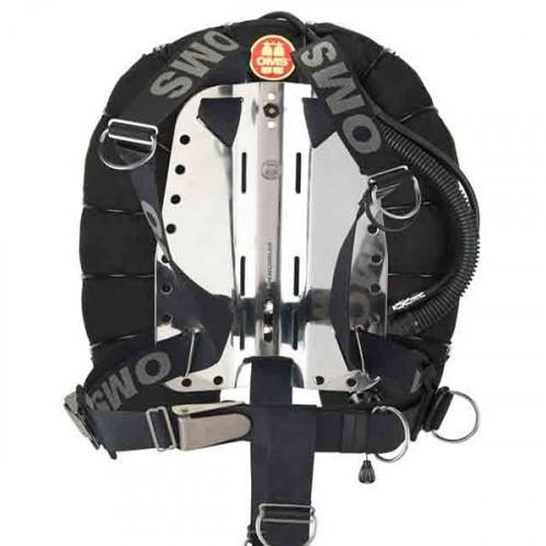 OMS SS, schwarz, SmartStream Signature Deep Ocean 45 lb