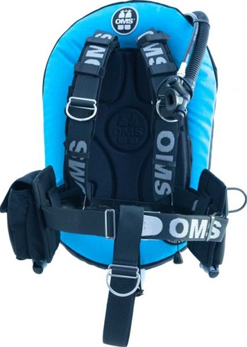 OMS SS, MIAMI BLUE / BLACK, SmartStream Signature PF Mono 27 lb