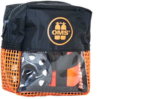 OMS SAFETY SET 6.0 LAVA ORANGE – 6.0 HYBRID ORANGE – 75 SPOOL