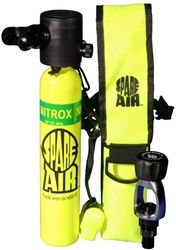 Spare Air kit 300-NITROX, incl.: SA973, SA961, SA910S