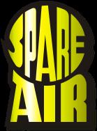 Spare Air Strap for mouthpiece cover SA04712BLA