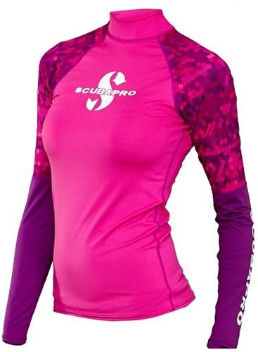 Scubapro Flamingo Rg Ls Wn Upf50 Xs