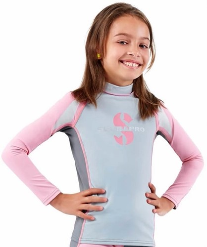 Scubapro Harmony Rebel Rash Guard Girl