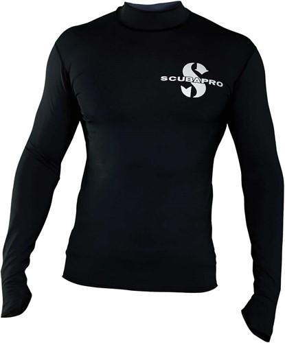 Scubapro Swim Blk Rg Ls Mn Upf50 2Xl