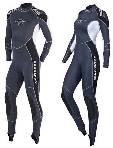 Scubapro Rashguard Profile Thermo 0.5mm Steamer