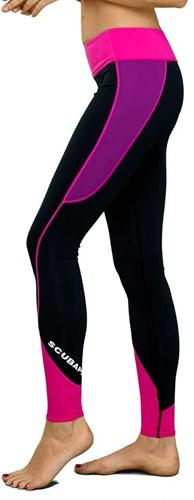 Scubapro Rashguard Legging Jewel Vrouw UPF80