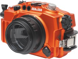 Sea & Sea Mdx-A6300 Housing (Orange)  For Sony A6000/A6300/A6500 - **