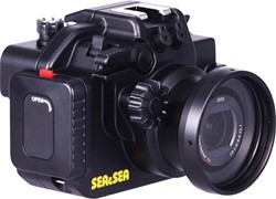 Sea & Sea Mdx-Rx100 Iii Housing For Sony Rx100 Iii