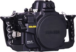 Sea & Sea Mdx-5D Mark Iii Ver.2 Housing For Canon Eos 5D Mark Iii