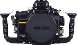 Sea & Sea Mdx-7D Mark Ii Housing For Canon Eos 7D Mark Ii (+ Leak Sensor)