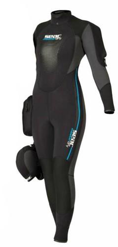 Inruilactie Seac Master Dry Semidry Suit-2