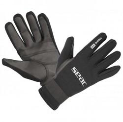 Seac Gloves Tropic Hd Black Mm.1,5