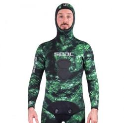Seac Tattoo Vest Green Man 5mm