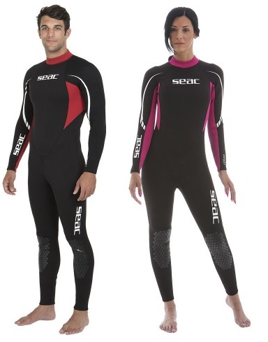 Seac Wetsuit Relax Long 2,2 Mm