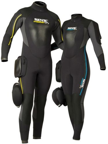 Inruilactie Seac Master Dry Semidry Suit