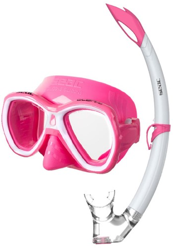 Seac Set Bis Elba junior roze