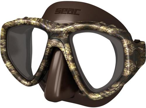 Seac Mask One S/Br Kama Brown