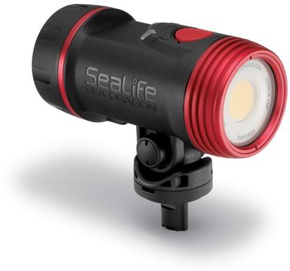 Sealife Sea Dragon 2500 Flat Panel Led Photo-Video Lampkop