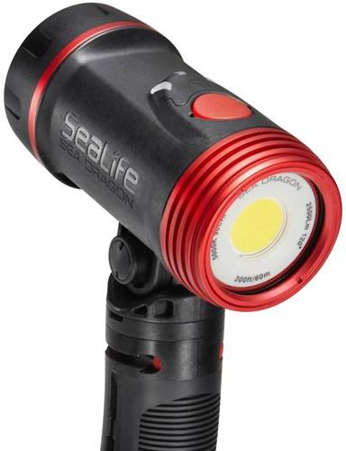 Sealife Sea Dragon 2500 Flat Panel LED UW Photo-Video light kit-2